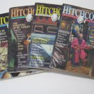 Alfred Hitchcock Mystery Magazines 4 Issues