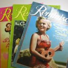 Reminisce Magazine 3 Issues