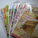 Light & Tasty Taste of Home Magazines 9 Issues