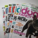 Dog Fancy Magazine 6 Issues