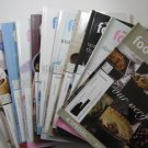 Lot Food & Family Magazines 11 Issues Lot 3