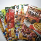 Lot Taste of Home Magazines 9 Issues #5