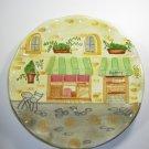 Bella Casa Ganz Dinner Plate Tuscany Village