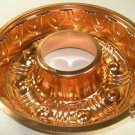 Copper Jello Ring Aspic Mold 3.5 Cups