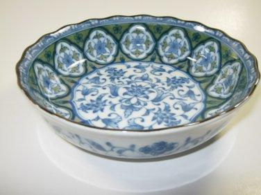 Takahashi Bowl Blue Green Japan