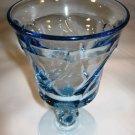 Fostoria Jamestown Blue Water Goblet