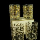 Culver Alpha Double On the Rocks Glasses Set of 4