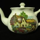 Arthur Wood and Sons Teapot Country Scene England