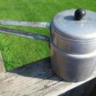 Viko The Poplular Double Boiler Aluminum Vintage