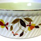 Hall Autumn Leaf Jewel Casserole French Baker Soufflé