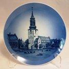 Royal Copenhagen Budolfi Kirke Alborg Collector Plate