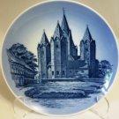 Royal Copenhagen Collector Plate Von Fru Kirke Kalundborg