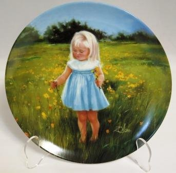 Meadow Magic Pemberton & Oakes Donald Zolan Plate