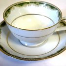 Noritake Warrington Footed Cup and Saucer