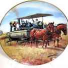 Water Wagon by Emmett Kaye Farming the Heartland Plate