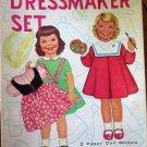 Lowe Paper Doll Dressmaker Set