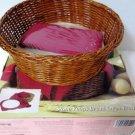 Bialetti Casa Italia Bread Warming Stone 3 Piece Set NIB