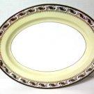 Noritake China Devon Platter Made in Japan