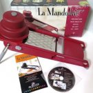La Mandoline Swing Red Made in France