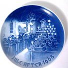 Bing & Grondahl Christmas in Church 1968 Plate
