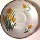 Jonquil or Daffodil Saucer Lustre