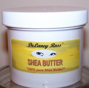 DeLaney Ross Shea Butter