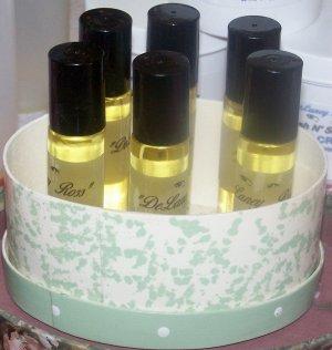 Silent Partner Fragrance Oil (For Men)