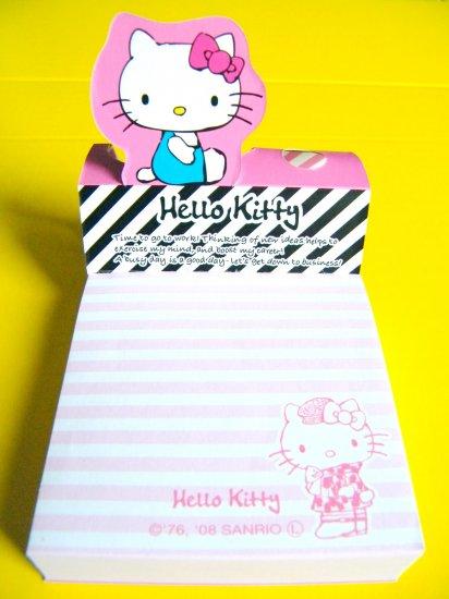 Hello Kitty Sanrio Stand Up Memo Pad (200 sheets)