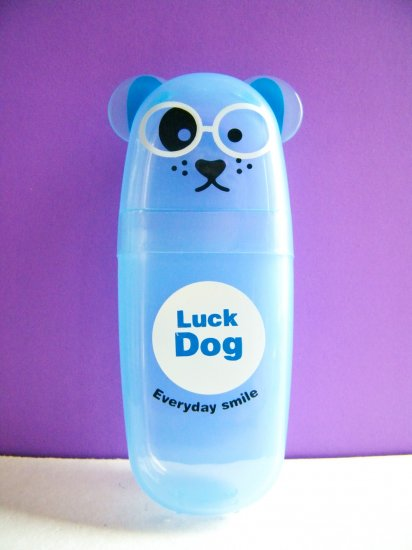 Luck Dog Spectacle/Pencil Case