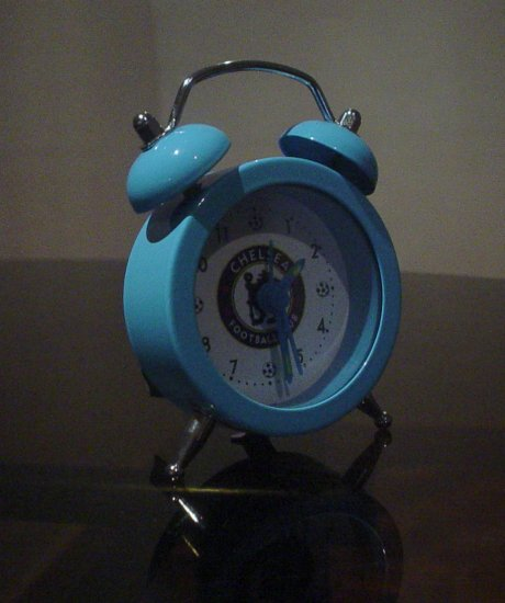 CHELSEA FC ALARM CLOCK | FOOTBALL GIFTS