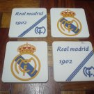 REAL MADRID CF COASTERS | FOOTBALL | SOCCER