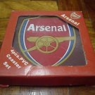 ARSENAL COASTERS | FOOTBALL/SOCCER