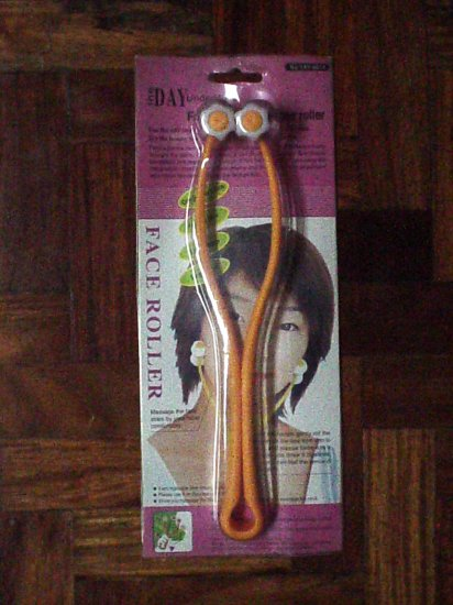 FACE STRETCH MASSAGE ROLLER | FACE & BEAUTY