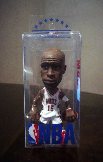 NBA XMAS GIFT: VINCE CARTER MINIATURE MODEL