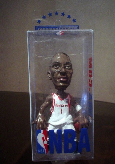 TOYS GIFT SALE: NBA TRACY MCGRADY MINIATURE