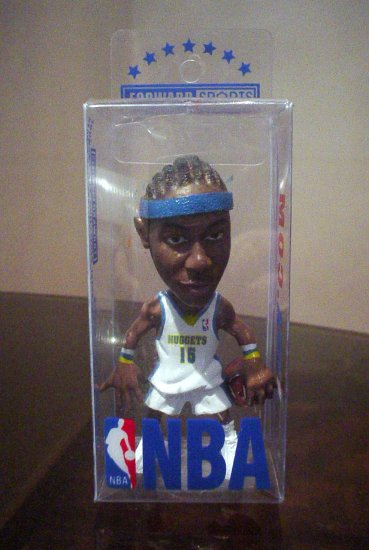 XMAS GIFT: NBA CARMELO ANTHONY MINIATURE