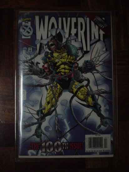 NO.100 WOLVERINE VOL.1 ANNIVERSARY ISSUE
