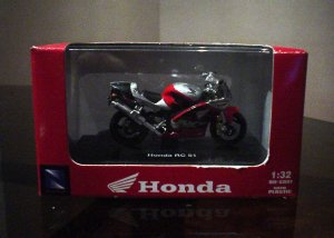 AUTHENTIC HONDA RC-51 DIE-CAST MODEL | XMAS GIFTS