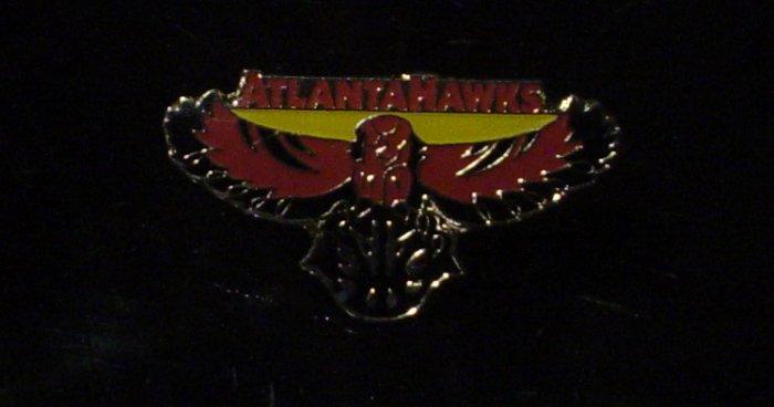 NBA Atlanta Hawks Crest Pin