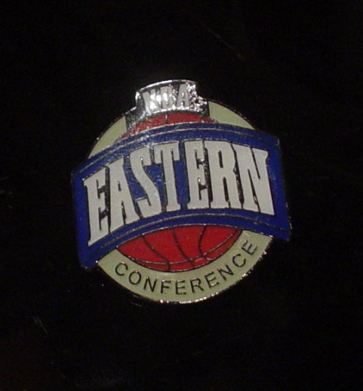 NBA Eastern Conference Crest Pin