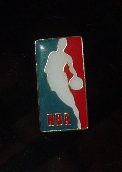 NBA Official Logo Pin