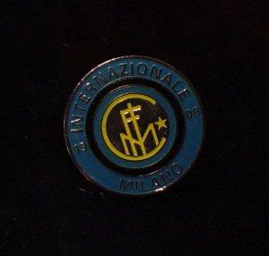 Inter Milan Crest Pin