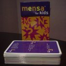 SOLD OUT!!! MENSA For Kids Puzzle Games