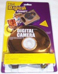 Mini Keychain Digital Camera