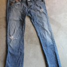 Womens Lee Cooper Jeans denim lowrise size 28