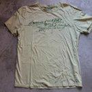 HEAVY TOOLS Mens Yellow T-Shirt sz S