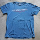 OLD NAVY ATHLETIC SAN FRANCISCO / NEW YORK A SPORTS BAR Mens T-Shirt sz S