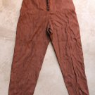 CHLOE'S Brown nwot Junior Pants Trousers Pantalons Hosen sz 38