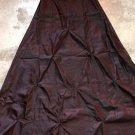 SHILAT Tafta Scarlet Red Maxi Elegant Skirt Gonna Юбка Jupa sz 38