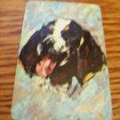 Vintage Hoyle beagle dog mini playing cards complete